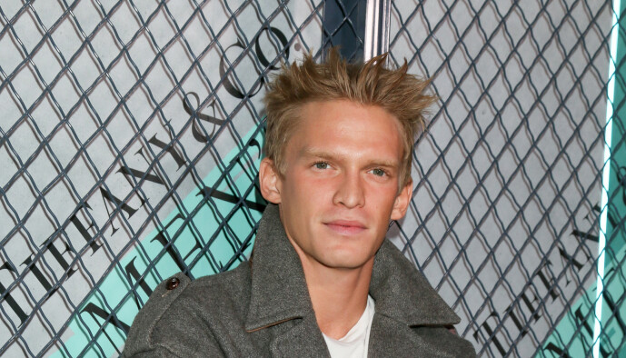 <strong>SLUTT:</strong> Cody Simpson har tidligere hyllet Miley Cyrus for å holde ham jordnær. Etter bruddet skal de ha beholdt vennskapet. Foto: NTB Scanpix