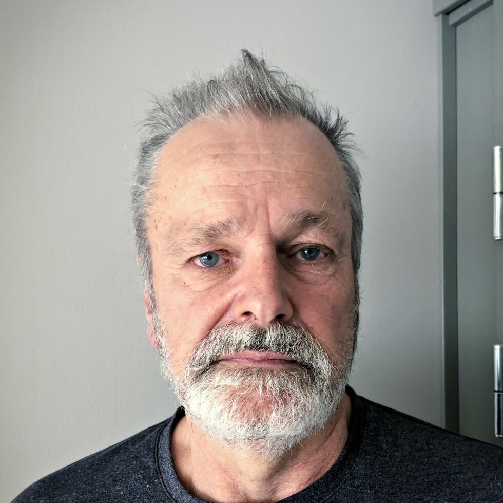 <strong>ISOLERT:</strong> Eks-polititoppen har ingen kontakt med de andre fangene i Kongsvinger fengsel. - Jeg bruker all tid til å jobbe med anken til Høyesterett, sier Eirik Jensen. Foto: Gunnar Hultgreen / Dagbladet