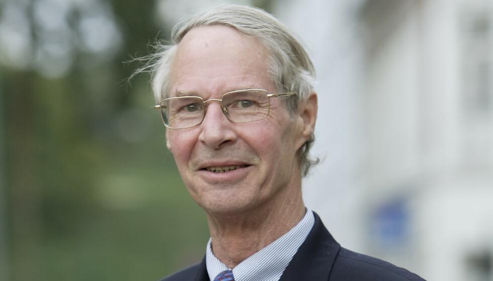 <strong>GIKK BORT:</strong> Prins Waldemar har tidligere fått enorm oppmerksomhet i dansk presse. Denne uka gikk han bort, 79 år gammel. Foto: All Over Press / Aller Media