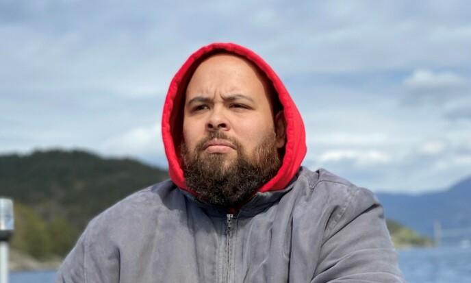 <strong>OPPGJØR:</strong> LO-tillitsvalgt Richard Storevik varsler mobilisering mot en reklamekampanje for kredittkort for unge i regi av LOs fordelsprogram LO Favør. Foto: Privat