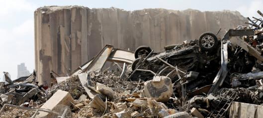 Ropet fra Beiruts Ground Zero