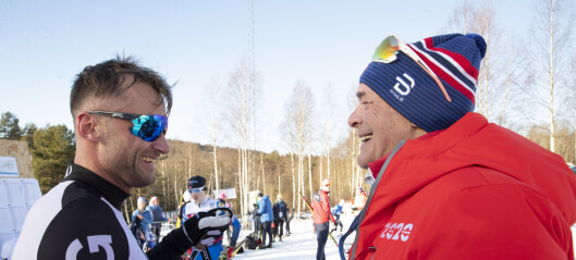 - Jeg støtter Petter!
