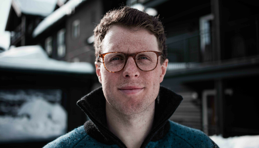 <strong>VIL HJELPE NORTHUG:</strong> TV 2 Sportens langrennsekspert Petter Soleng Skinstad.