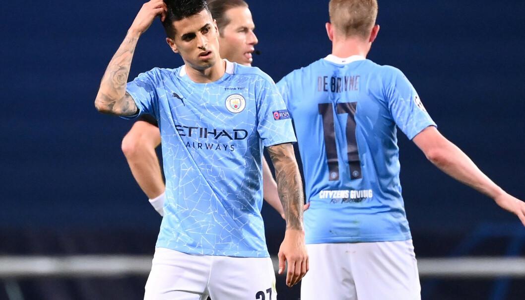 <strong>UTE:</strong> Manchester City er ute av Champions League. Foto: NTB/Scanpix