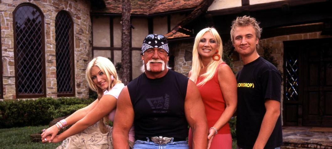 Dette gjør Hogan-familien i dag