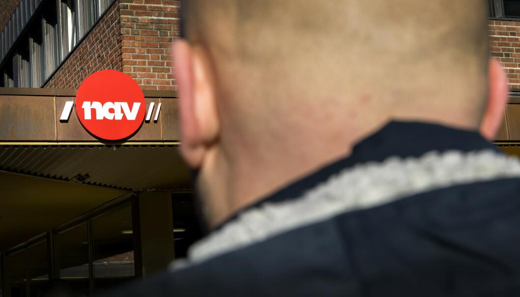 <strong>VENTER:</strong> Av 438.000 som har søkt om dagpenger under koronakrisen, er det fortsatt 67.000 som venter på svar. Foto: Gorm Kallestad / NTB scanpix