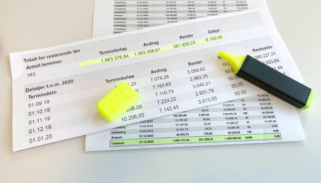 Små lån med skyhøy rente: Disse bør bytte bank
