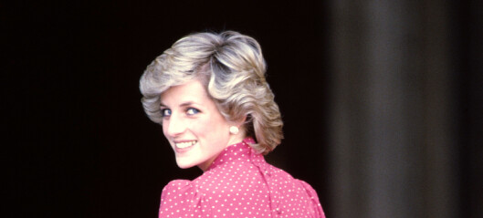 Hvem ligner mest på Diana?