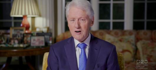 Slik krympet Clintons rolle
