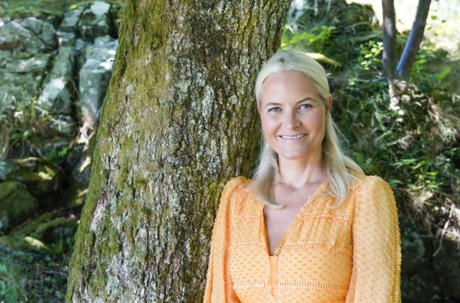 Kronprinsesse Mette-Marit fyller 47 år