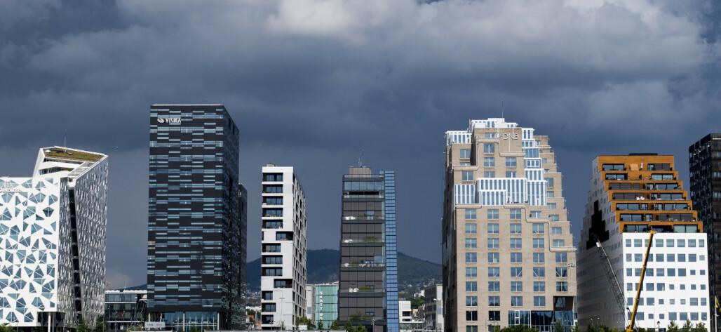 <strong>DOMINANS:</strong> Hjemmeadressen til styremedlemmer i statseide aksjeselskaper gir grunn til bekymring, mener Sp-profil Geir Pollestad. Foto: Jon Olav Nesvold / NTB scanpix
