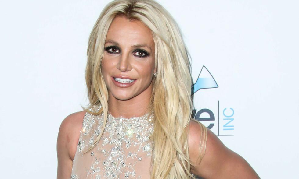 <strong>KLAR I SIN SAK:</strong> I nye rettsdokumenter kommer det fram at Britney Spears ikke lenger ønsker at faren skal være en del av vergemålet hennes. Foto: NTB Scanpix