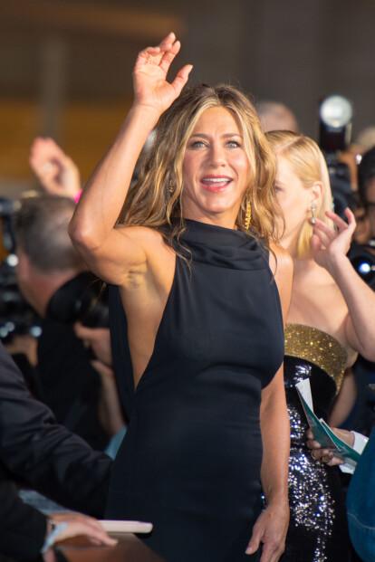 <strong>HOLLYWOOD-YNDLING:</strong> Oppmerksomheten rundt Jennifer Aniston har aldri dabbet av etter at hun slo gjennom som skuespiller. Det har ikke alltid vært like lett. Foto: NTB scanpix