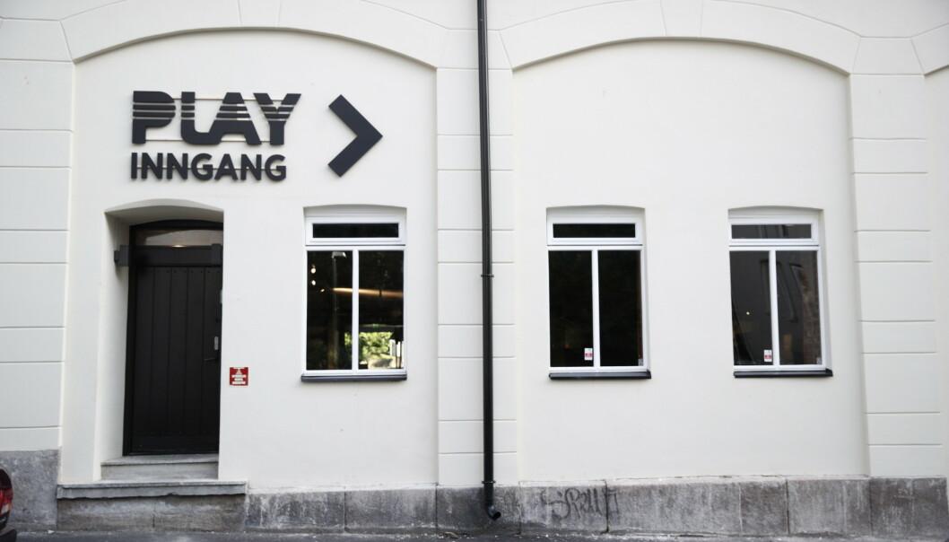 <strong>KARANTENE:</strong> 300 personer er satt i karantene etter smitteutbrudd på dette treningssenteret i Oslo. Foto: Bjørn Langsem / Dagbladet.