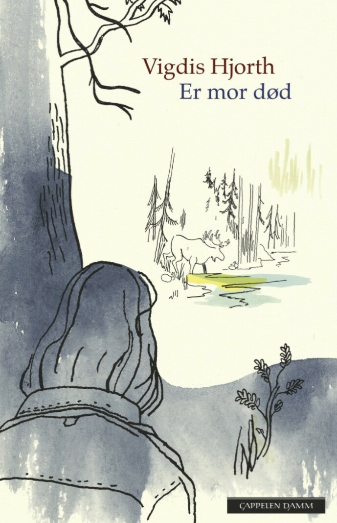 <strong>STALKER:</strong> Johanne går langt for å få sin mor i tale, i Vigdis Hjorths nye roman.