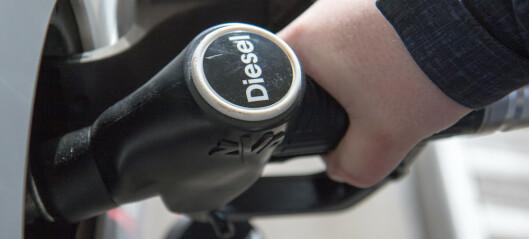 Derfor bør du kjøpe dieselbil