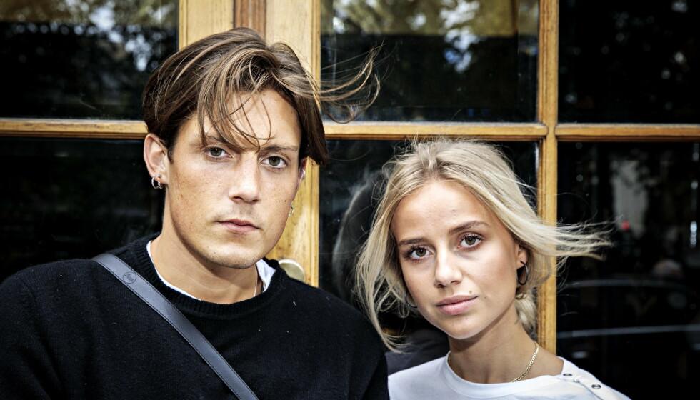 <strong>SLUTT:</strong> Anders Gran og Anniken Jørgensen har gått hver til sitt. Det bekrefter sistnevnte i sosiale medier. Foto: Nina Hansen/ Dagbladet