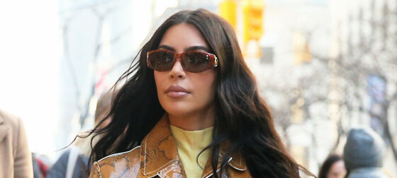 Så mye koster det å leve som Kim Kardashian