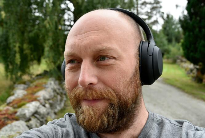 <strong>KOMFORTABLE:</strong> Øreputene har blitt 10 prosent større, men klokkene bygger noe mindre enn før. Foto: Pål Joakim Pollen