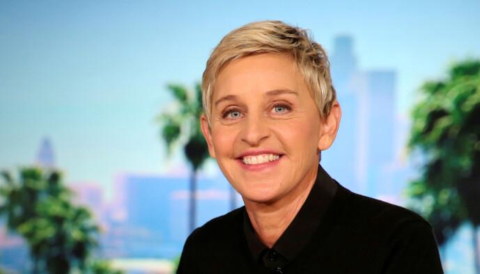 <strong>SENDTE BREV:</strong> Ellen DeGeneres har selv kommet med en beklagelse i et internt brev til medarbeiderne sine. Det tok imidlertid ikke lang tid før det nådde pressen. Foto: NTB Scanpix