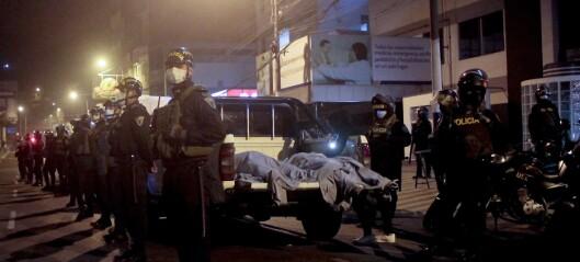 13 døde i coronarazzia – slo til mot nattklubb