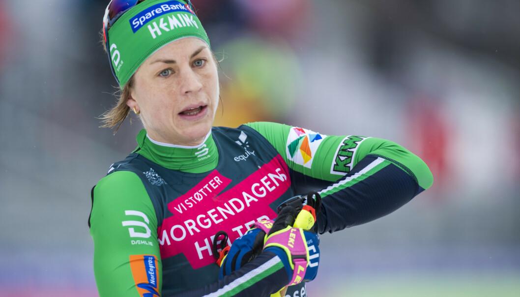 <strong>KLAR:</strong> Astrid Uhrenholdt Jacobsen er med i årets sesong. Foto: NTB Scanpix