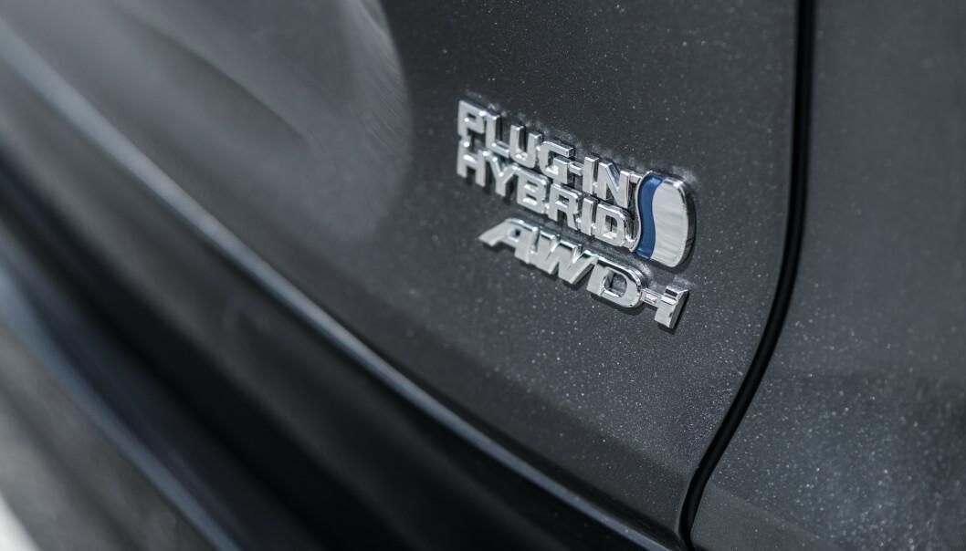 <strong>LANGT NAVN:</strong> Men bak betegnelsen finner man mye av det nordmenn liker, nemlig batteridrift på alle fire hjul. Foto: Toyota