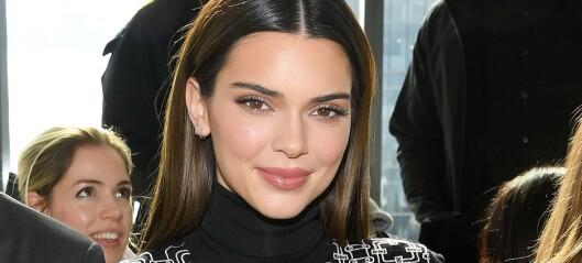 Gir Kendall Jenner bunnkarakter