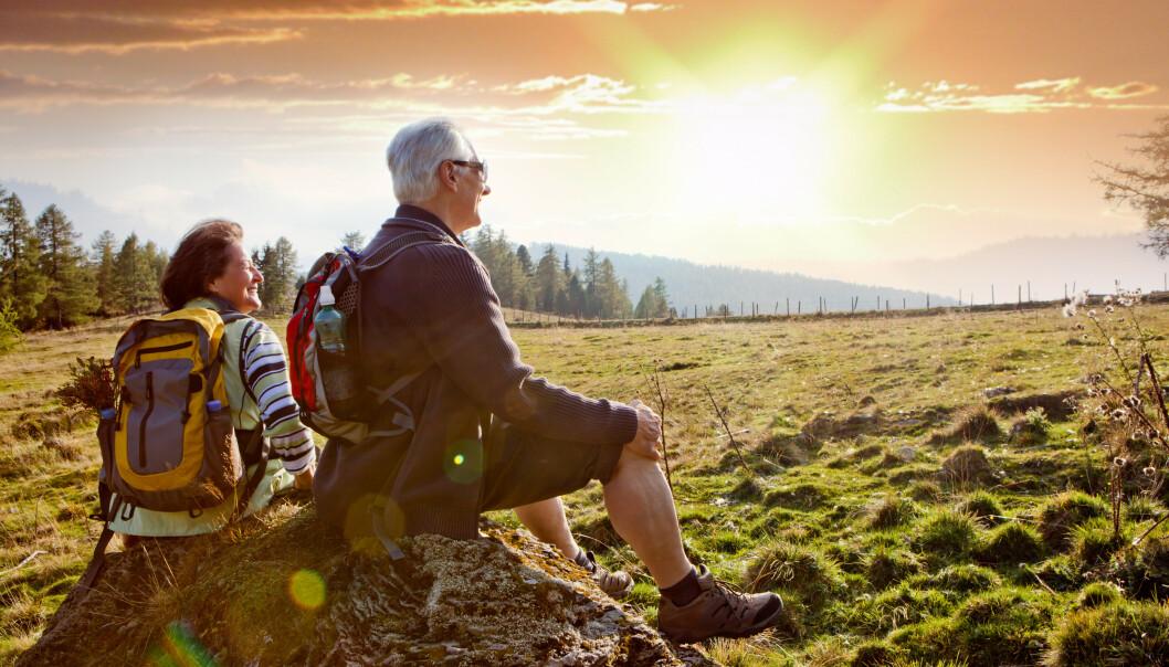 <strong>SISTE DEL AV LIVET:</strong> For at pensjonstilværelsen skal bli god er det viktig å ha kontroll på økonomien. Foto: Shutterstock / NTB Scanpix