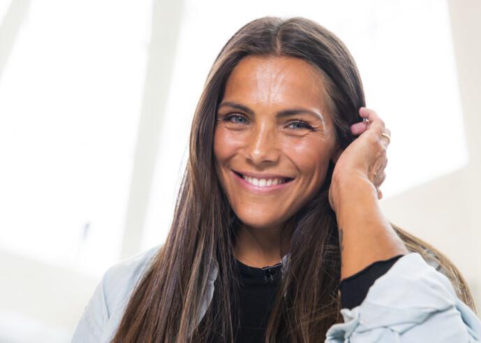 <strong>SVARTE PÅ KRITIKKEN:</strong> I fjor valgte Jørgine Massa Vasstrand å svare kritikerne etter andreplassen i TV 2-programmet. Det gjorde hun i form av et innlegg på bloggen sin. Foto: NTB Scanpix