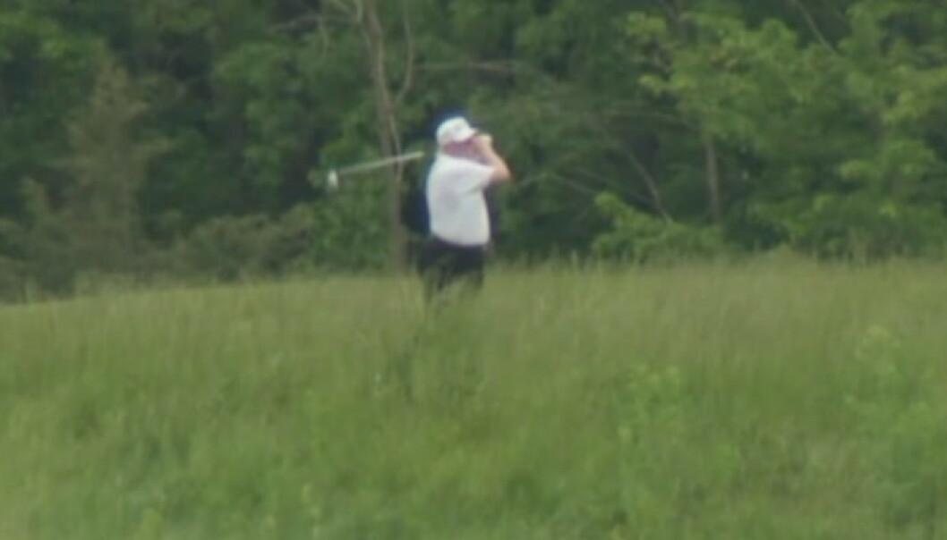 Spiller golf hver femte dag