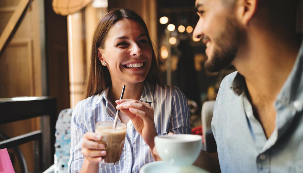 <strong>DATING:</strong> For å finne den rette, bør du gjøre grundig forarbeid før daten, råder psykolog og parterapeut. Foto: Shutterstock / NTB scanpix