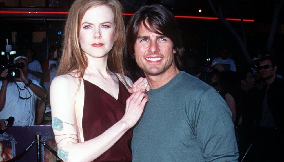 <strong>KJENDISFORELDRE:</strong> På 1990-tallet adopterte det tidligere ekteparet Nicole Kidman og Tom Cruise to barn. Nå har de blitt voksne, og lever egne liv. Foto: NTB Scanpix