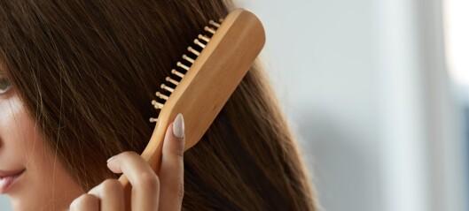 Tar du vare på hårbørsten din?