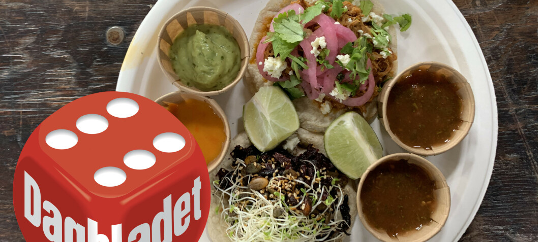 Oslos beste taco: - Herlig smakseksplosjon