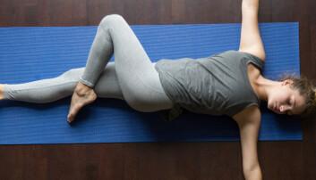 Superøvelsen som gjør underverker for nakke, skuldre og rygg!