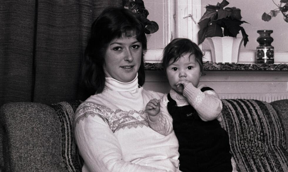 <strong>MARIANNE-SAKEN:</strong> Torunn Rugaas mistet sin kjære datter Marianne sensommeren 1981. Her er mor og yngstedatter Elsebeth fotografert året etter forsvinningen. FOTO: Privat