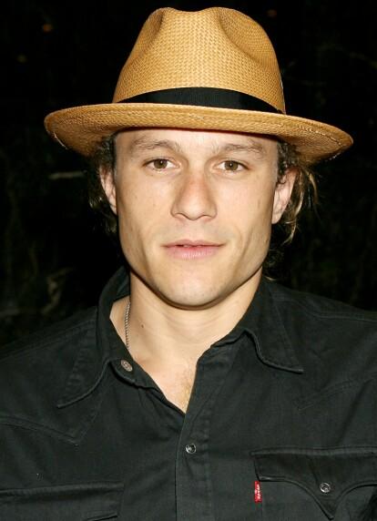 <strong>28:</strong> Heath Ledger var et stort navn i Hollywood før sin død. I 2008 ble han funnet etter at han hadde tatt en utilsiktet overdose. Foto: NTB Scanpix