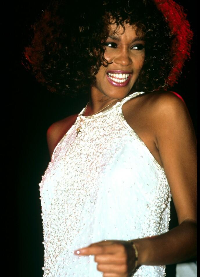 <strong>LEGENDE:</strong> Whitney Houston har fått legendestatus etter sin død. Hun er nemlig å anse som en av tidenes beste sangerinner. Foto: NTB Scanpix