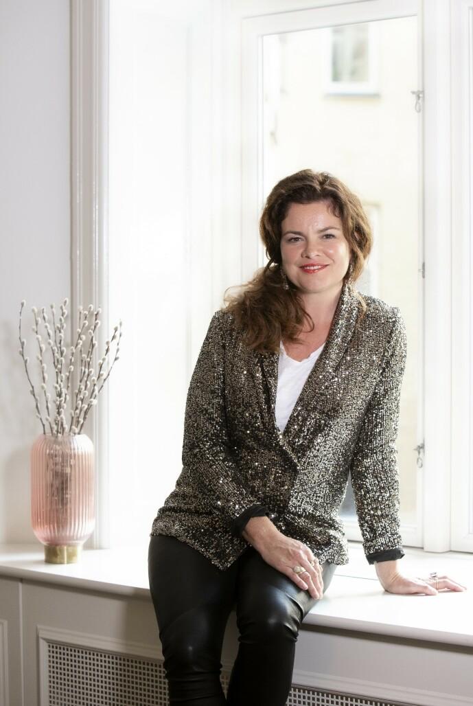Julia Lahme er etnolog og livsstilsekspert og eier byrået Lahme Kommunikation, som også står bak «Lahme Trendrapport 2020». FOTO: Heidi Maxmiling