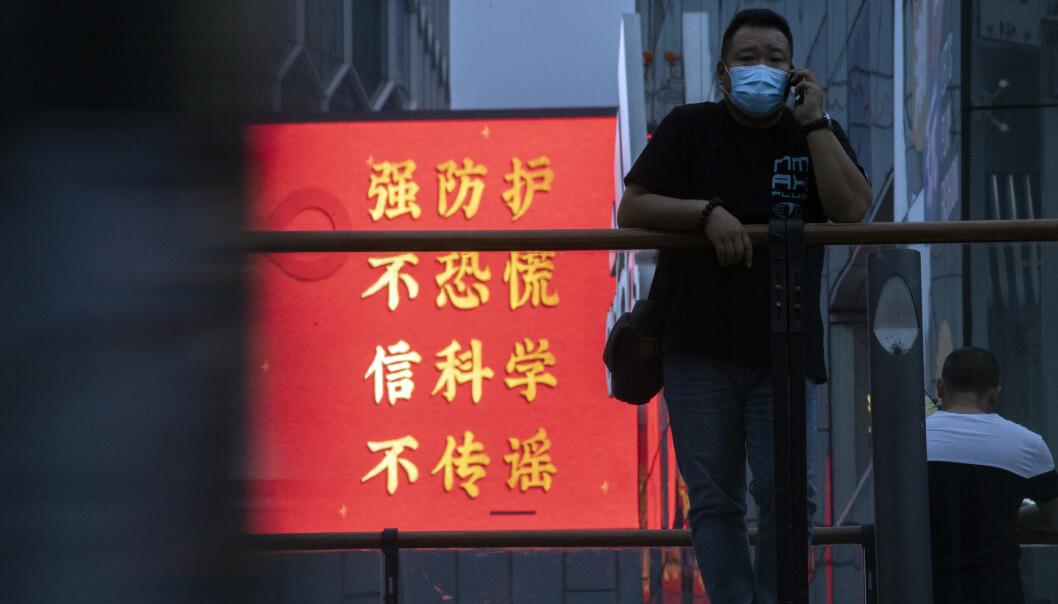 Kina: Tusenvis pågrepet for «coronarelaterte» forbrytelser