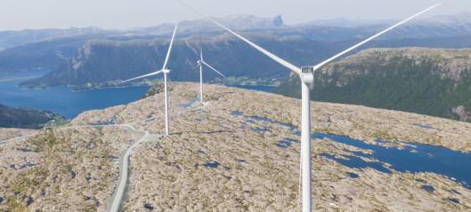 Grønn energipolitikk er mer enn kjapp hoderegning