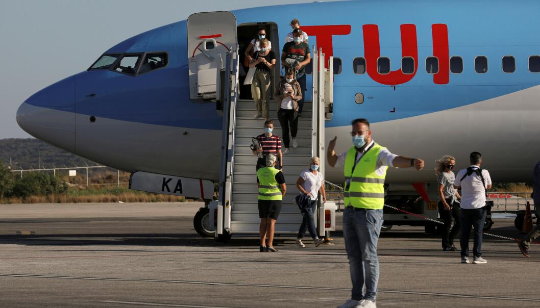 Gir reiseselskapene to ukers frist til å betale kundene