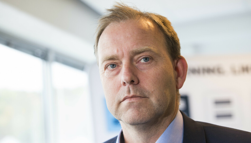 <strong>KRITISK:</strong> Daglig leder Anders Solheim i Antidoping Norge er kritisk til utkastet til Idrettsforbundets utkast til nytt antidopingregelverk. Foto: Håkon Mosvold Larsen / NTB scanpix