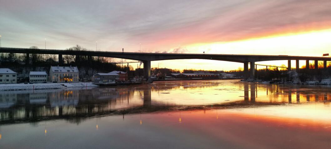 Stort smitteutbrudd i Sarpsborg