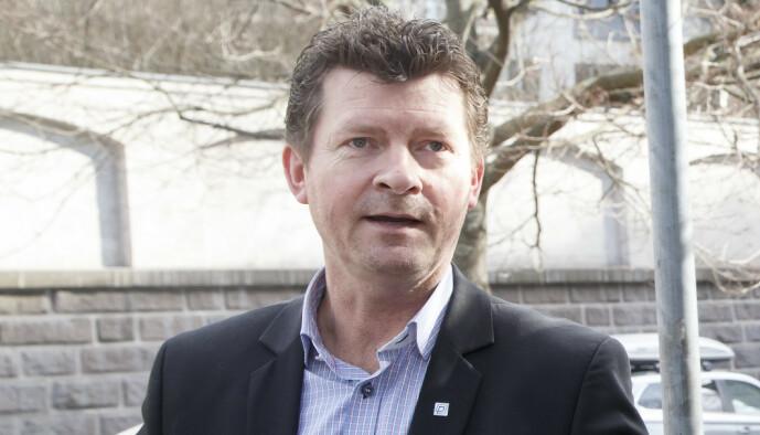 <strong>– IKKE LOV:</strong> Lars Monsen, daglig leder i Norpark, forteller at parkeringsselskapene opplever en del kreative forsøk på å omgå reglene. Foto: NTB Scanpix