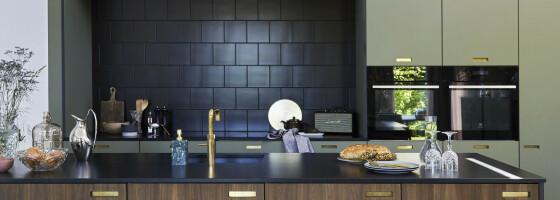 Image: 3 personlige kjøkken