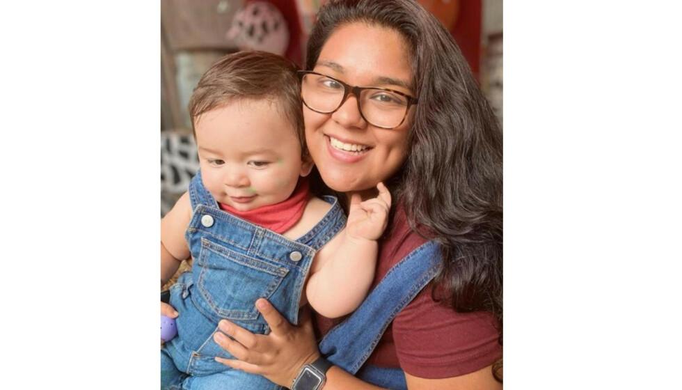 <strong>KIDNAPPING:</strong> Den lille gutten ble revet ut av barnevognen, da hans mor gikk på trilletur med ham i Georgia, USA. FOTO: FBI Atlanta // Twitter
