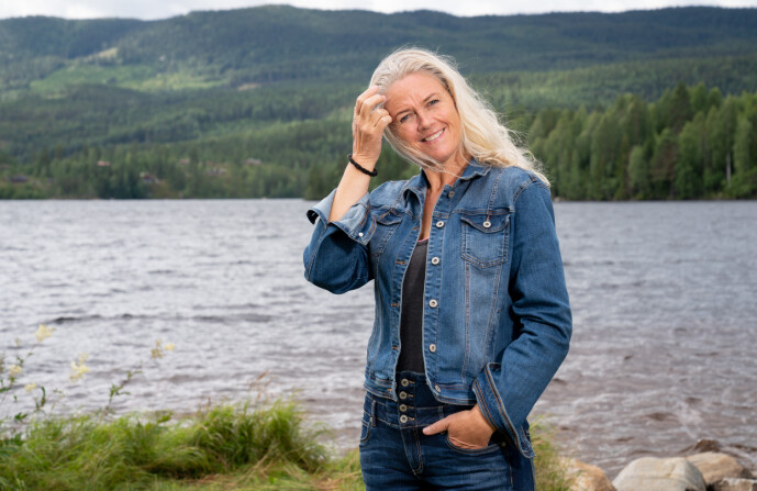 <strong>VIL BLI HØRT:</strong> Inger Cecilie Grønnerød vil gjerne få en høyere stemme etter tv-deltakelsen, men har planer om å ligge lavt den første tida. Foto: Alex Iversen / TV 2