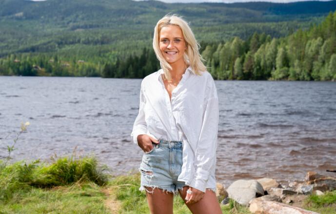 <strong>MÅ LÆRE:</strong> Wiktoria Rønning skal gi alt for å vinne konkurransen. Hun forteller riktignok at hun må lære av de som allerede kan mye. Foto: Alex Iversen / TV 2
